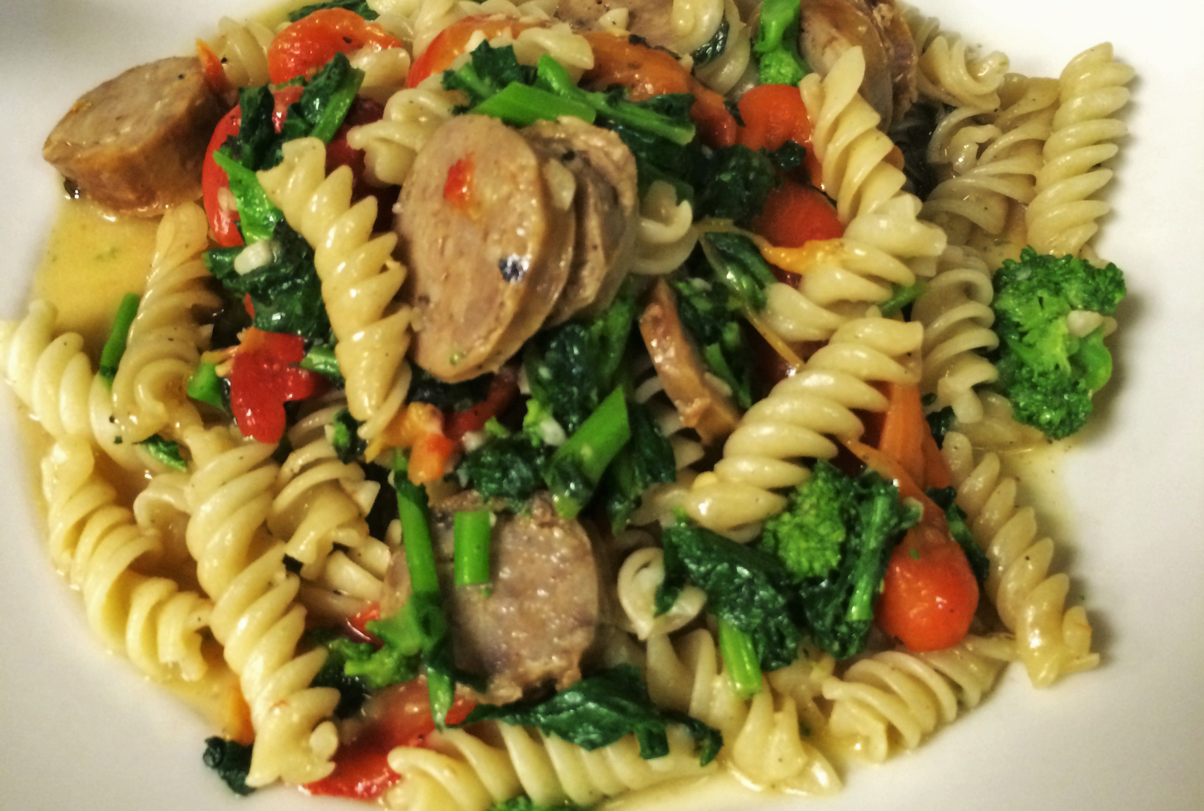 Fusilli Broccoli Rabe